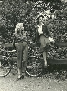 40s everyday fashion - Sök på Google