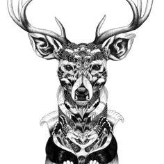 Designer deer