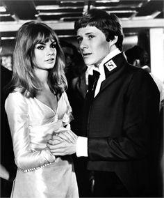 Privilege, 1967, Jean Shrimpton and Paul Jones