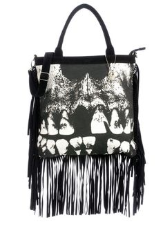 Iron Fist Loose Tooth Bag