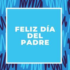 Porque el primer amor de una hija es su padre, ¡feliz día, papá! 💙  #FelizDiaDelPadre #HappyFathersDay #padres #paternidad