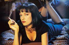 Uma Thurman, Pulp Fiction, 1990s, Quentin Tarantino