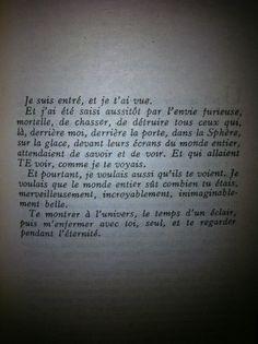 """""""La nuit des temps"""", Barjavel"""