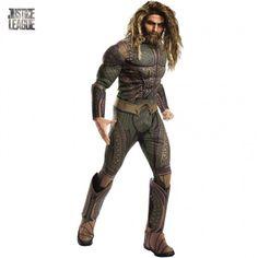 Déguisement Aquaman Justice League adulte #costumespouradultes #nouveauté2018