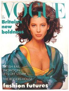 British Vogue February 1988