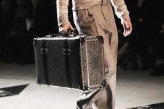 pattern suitcase
