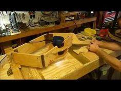 DIY 3-D pantograph router copier - YouTube