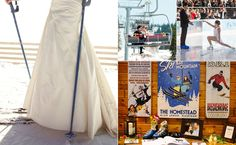 8 Wedding Ideas Inspired by the Sochi 2014 Winter Olympics! | TheKnot.com