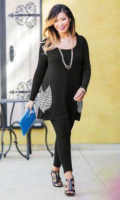 Karan Tunic/ MiB Plus Size Fashion for Women