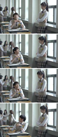 [Spoiler] Added episode 9 captures for the Korean drama 'Nightmare Teacher' X Movies, Drama Movies, Sassy Go Go, Korean Tv Shows, Drama Tv Shows, Drama Fever, Korean Words, Lee Minhyuk, Drama Korea