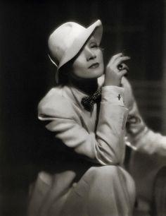 Marlene Dietrich. No explaination needed.