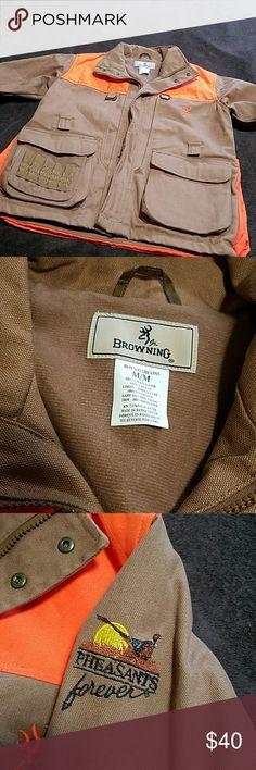 Pheasant hunting jacket Browning Pheasant hunting jacket. Never used. browning Jackets & Coats