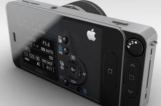Concept iPhone camera