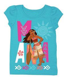 Aqua Moana Puff Short-Sleeve Tee - Toddler #zulily #zulilyfinds