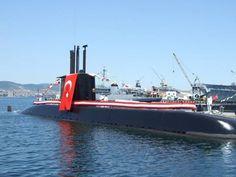 Türk Üretimi Denizaltı Sistemi, Yurt Dışına Satılmaya Başladı! Gururumuz olan bu denizaltının bütün özelliklerini anlattık↓