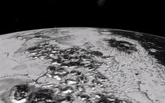 Hitch a ride for a visit to Pluto! Great flyover video.