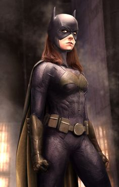 Batman v Superman - Batgirl Concept Art