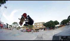 Ederson Xaxa - slow motion - Clube do skate