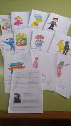 Bibliotecas de Cañizares y Puente de Vadillos: Dia del libro infantil 2015