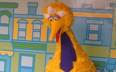 9 Things Romney Could Learn From Big Bird
