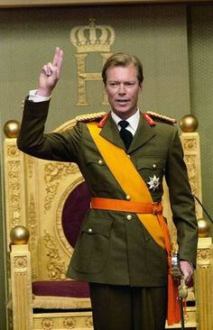 H.R.H. The Grand Duke Henri of Luxembourg--No. 13--Age: 56--  Net worth: £ 3 Billion - Plus--  His Royal Highness Grand Duke Henri of Luxembourg (given names: Henri Albert Gabriel Félix Marie Guillaume; born at Betzdorf Castle in Betzdorf, Luxembourg, 16 April 1955) is the head of state of Luxembourg. He is the eldest son of Jean, Grand Duke of Luxembourg and Princess Joséphine-Charlotte of Belgium. His maternal grandparents were King Leopold III of Belgium and Astrid of Sweden.
