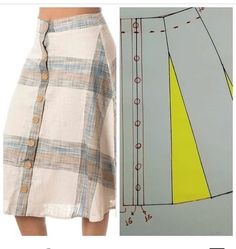 Need Some Sewing Patterns? Clone Your Clothes Sewing Pants, Sewing Clothes, Diy Clothes, Skirt Patterns Sewing, Blouse Patterns, Costura Fashion, Fashion Sewing, Moda Fashion, Hijab Fashion