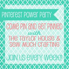 PPP+Button 9.25.13 Pinterest Party and Giveaway!