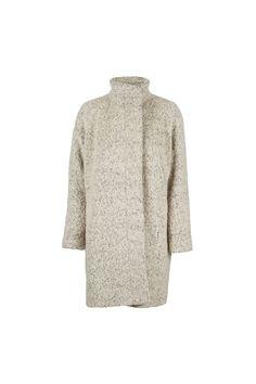 Samsøe Samsøe - Hoff jacket SAND GREY MELange