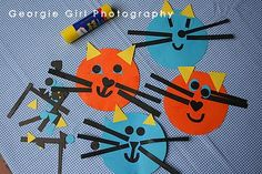 C is for cat craft :)
