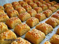 AranyTepsi: Sós finomságok egy kosárban Baking Sheet, Pretzel Bites, Quick Easy Meals, Biscuits, Oven, Muffin, Bread, Dishes, Breakfast