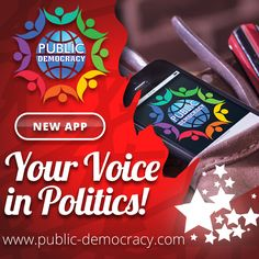 Your voice in politics.