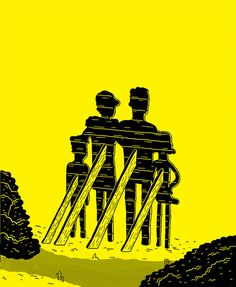 Map to the stars on Behance