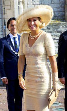Máxima de Holanda, una reina comprometida con la educación