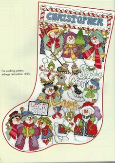 Leisure Arts Stocking Collection 2nd Edition - Donna Kooler - 123Stitch.com