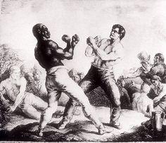 Théodore Gericault: Boxers (22.63.28) | Heilbrunn Timeline of Art History | The Metropolitan Museum of Art