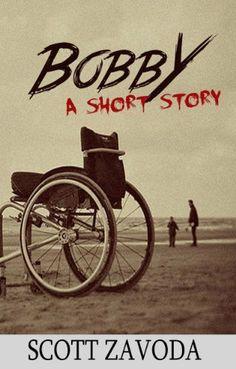 Bobby: A Short Story by Scott Zavoda, 39 pages. http://www.amazon.com/dp/B00E1X3S7Y/ref=cm_sw_r_pi_dp_Iswctb19XZ08F