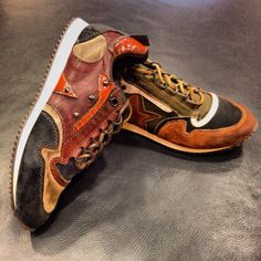 Manas heren sneakers