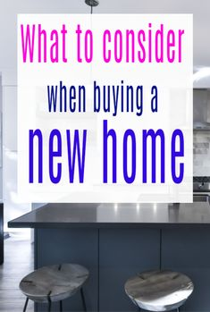 What You Need to Consider When Buying a New Home - buying  a new poperty is a major lifedecision and you need to be sure you checked everything in relation to your new property. So here is a real estate checklist to keep you on track  #property #movinghouse #home #abeautifulspace Smart Home Security, Home Security Systems, Beautiful Space, Beautiful Homes, Energy Comparison, Energy Suppliers, Energy Quotes, Buying A New Home, Moving House