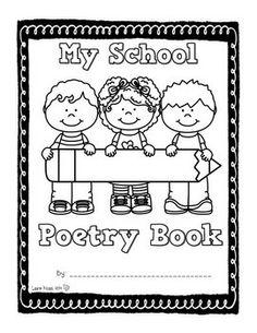 BACK TO SCHOOL POETRY - TeachersPayTeachers.com