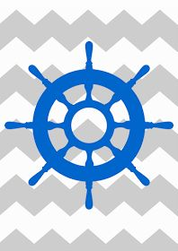 Ponad 40 grafik do pobrania do pokoju malucha - Make Home Prettier Wallpaper Backgrounds, Decoupage, Nautical, Sweet Home, Collage, Baby Shower, Diy Crafts, Graphic Design, Kids
