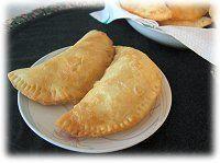 Recetas Chilenas - Empanadas de Queso