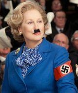 meryl streep iron lady margareth tatcher nazi hitler