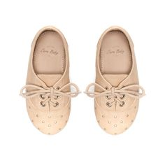 Studded blucher - Shoes - Baby girl - Kids | ZARA United States