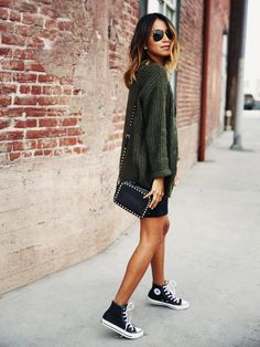 How to Look Like the Coolest Girl at the Super Bowl Party via @WhoWhatWearUK