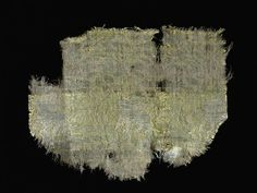 samite and silk, second half of the 14th cent., Italy