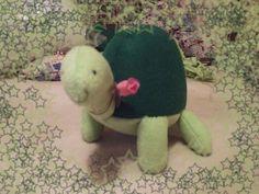 Turtle stuffie tutorial