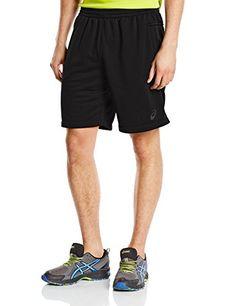 Asics Men's Knit 10-Inch Shorts - Performance Black, 2X-L... https://www.amazon.co.uk/dp/B014DDESEI/ref=cm_sw_r_pi_dp_x_SsCMybAYDC1M5