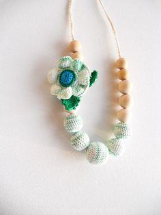 Nursing Necklace / Teething Necklace