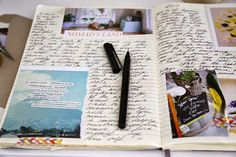 Sophie Isobel Asher: Soul Journaling - Tips for Making the Time to Journal..