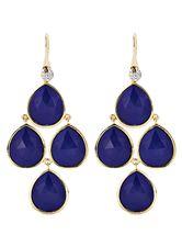 Henri bendel earrings. Gorgeous